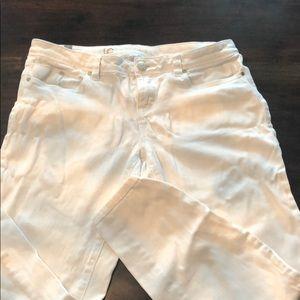 White Lauren Conrad Skinny Jeans